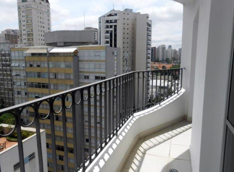 ISF Imóveis - Flat 1 Dorm, Jardim Paulista - Foto 15