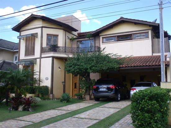 ISF Imóveis - Casa 3 Dorm, Tarumã (CA0008)