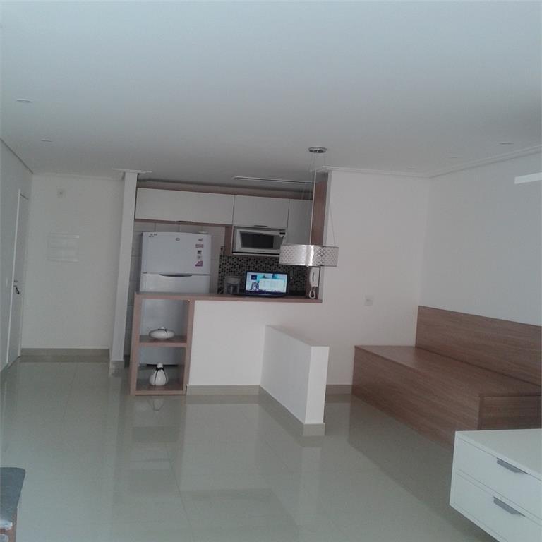 Apartamento com 3 dormitórios para alugar, 80 m² por R$ 2.000/mês - Jardim Tupanci - Barueri/SP - AP1333.