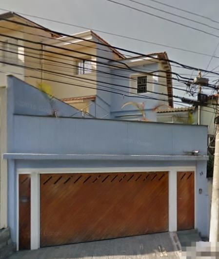 Casa 4 Dorm, Jabaquara, São Paulo (SO1854)