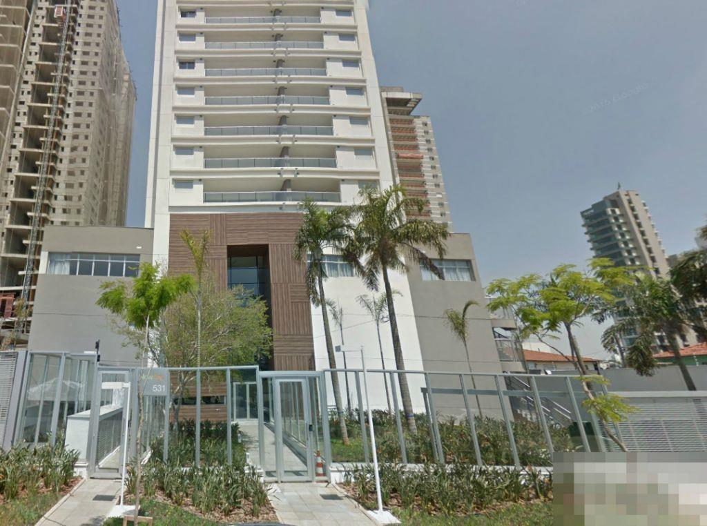 Apto 1 Dorm, Brooklin, São Paulo (AP3795)