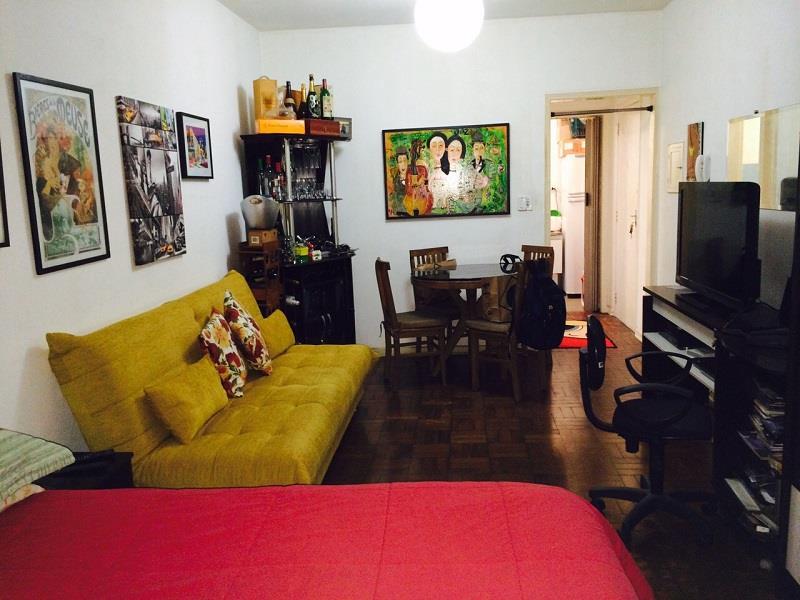 Loft 1 Dorm, Cerqueira César, São Paulo (LF0001) - Foto 3