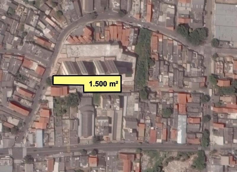 Terreno, Vila Quitaúna, Osasco (TE0018) - Foto 3