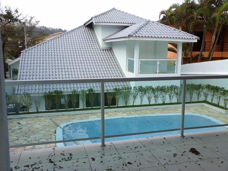 Casa 3 Dorm, Alphaville, Santana de Parnaiba (SO1393) - Foto 3