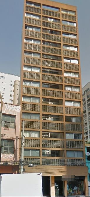 Apto 1 Dorm, Vila Nova Conceição, São Paulo (AP7076)