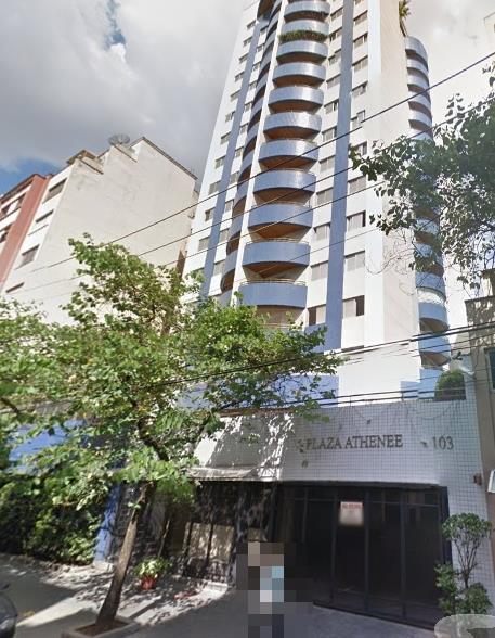 Apto 2 Dorm, Higienópolis, São Paulo (AP6177)