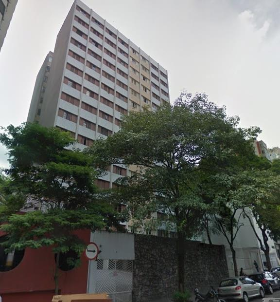 Apto 2 Dorm, Cerqueira César, São Paulo (AP1569)