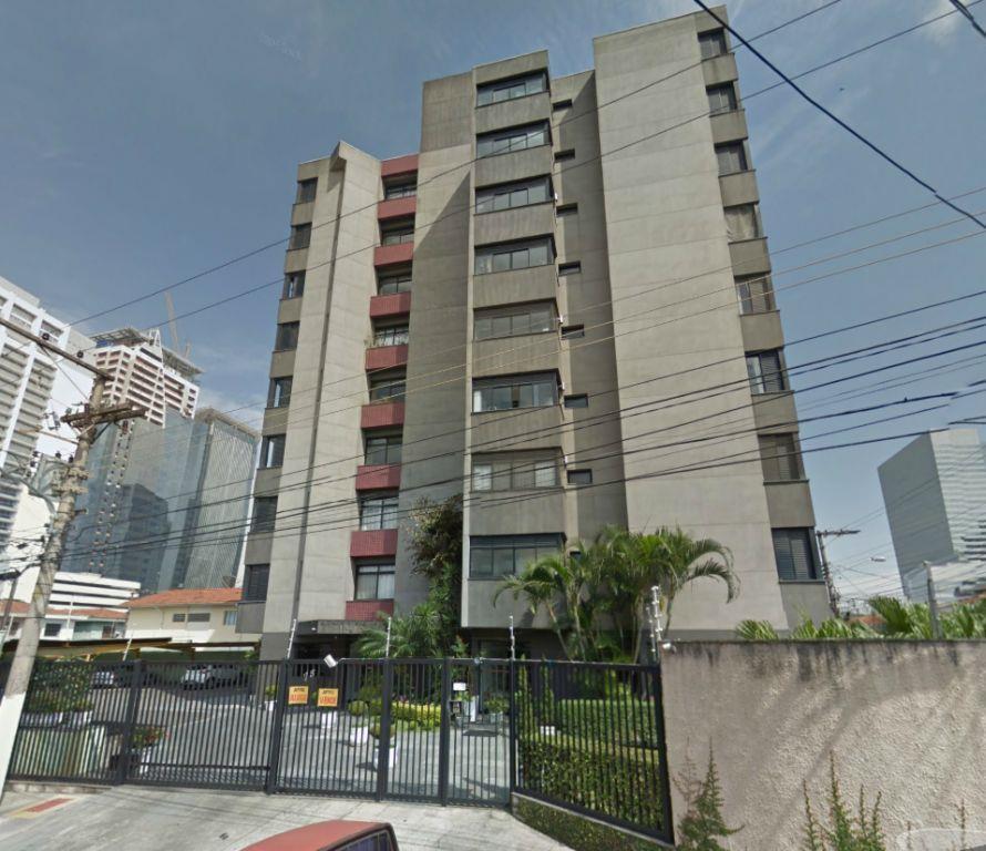 Apto 2 Dorm, Santo Amaro, São Paulo (AP7265)