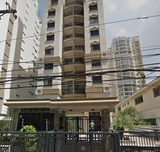 Apto 2 Dorm, Cidade Monções, São Paulo (AP6705)