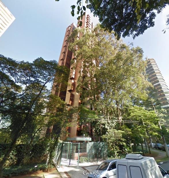 Apto 2 Dorm, Morumbi, São Paulo (AP1911)