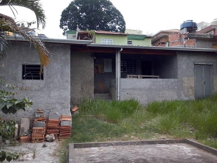 Casa 1 Dorm, Jardim d Abril, Osasco (CA0129)