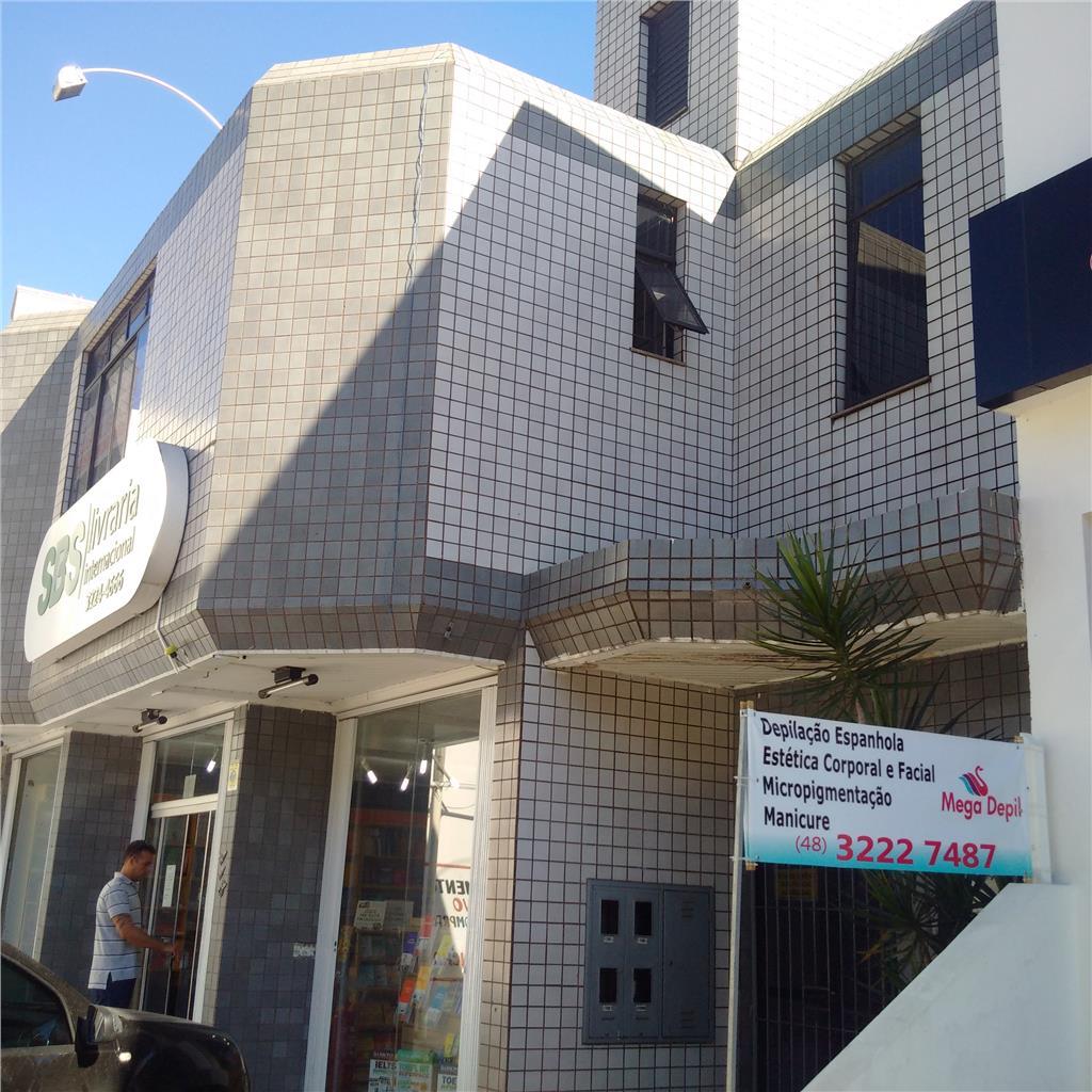 Sala comercial para locação, Centro, Florianópolis - SA0036.