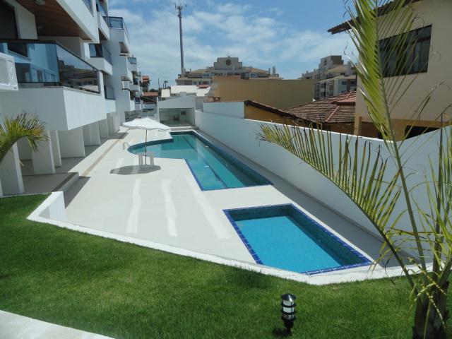 Apartamento residencial à venda, Santinho, Florianópolis - A