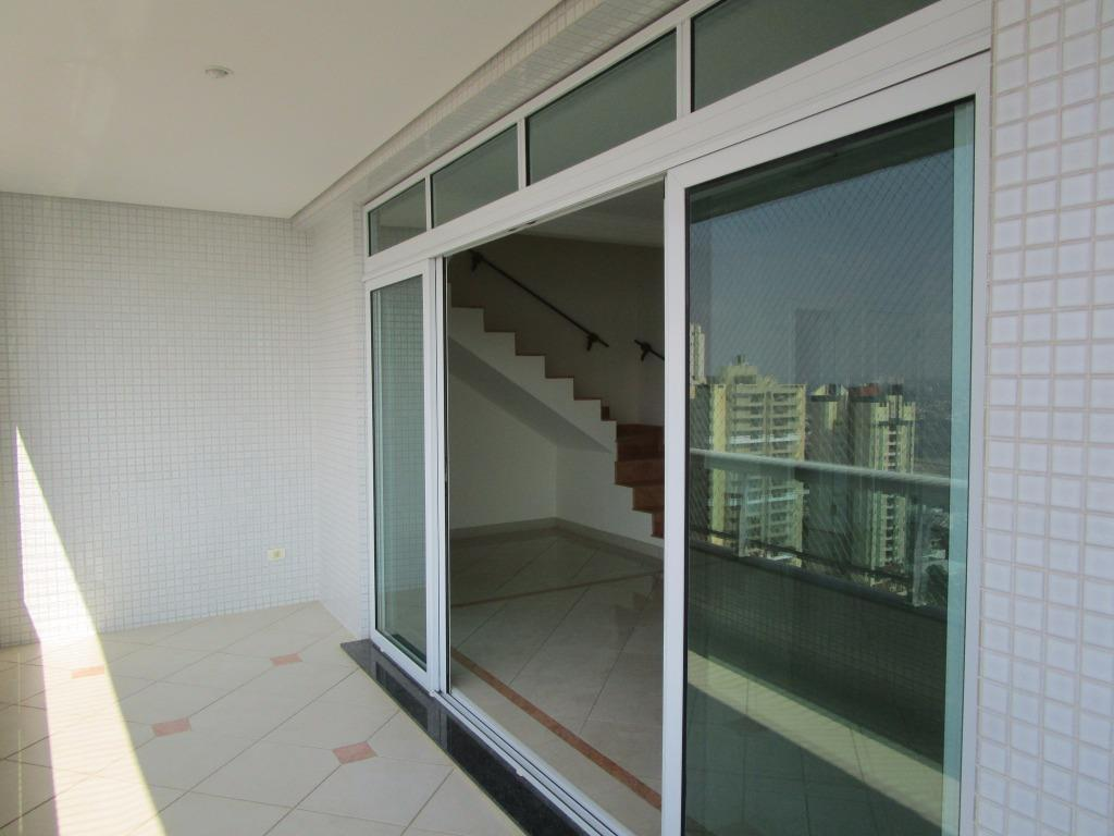 Cobertura à venda/aluguel, Jardim Aquárius, São José dos Campos