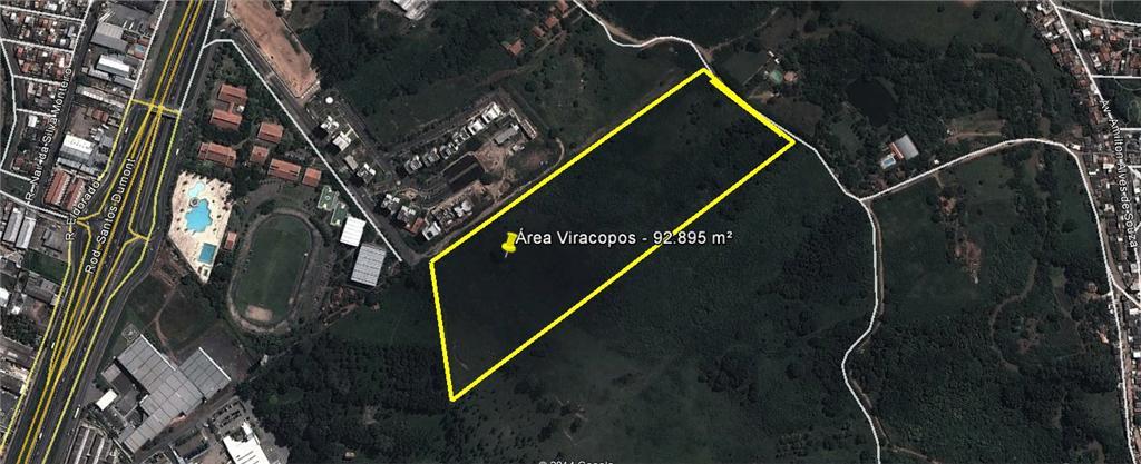 Área residencial à venda, Jardim Aeroporto de Viracopos, Cam...