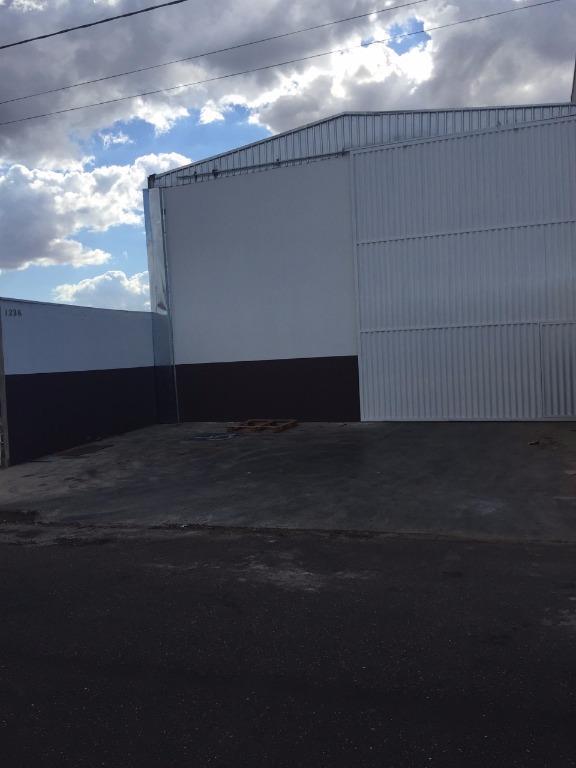 Barracão  comercial para venda e locação, Jardim Brasília, U