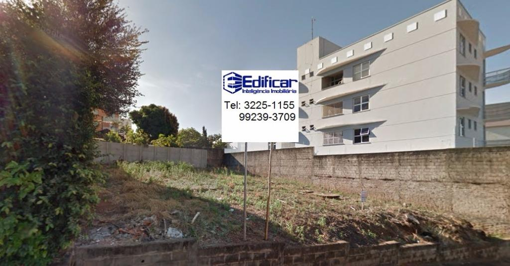 Terreno  residencial à venda, Lidice, Uberlândia.