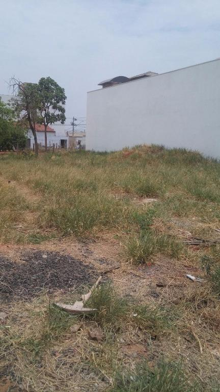 Terreno residencial à venda, Jardim Inconfidência, Uberlândi