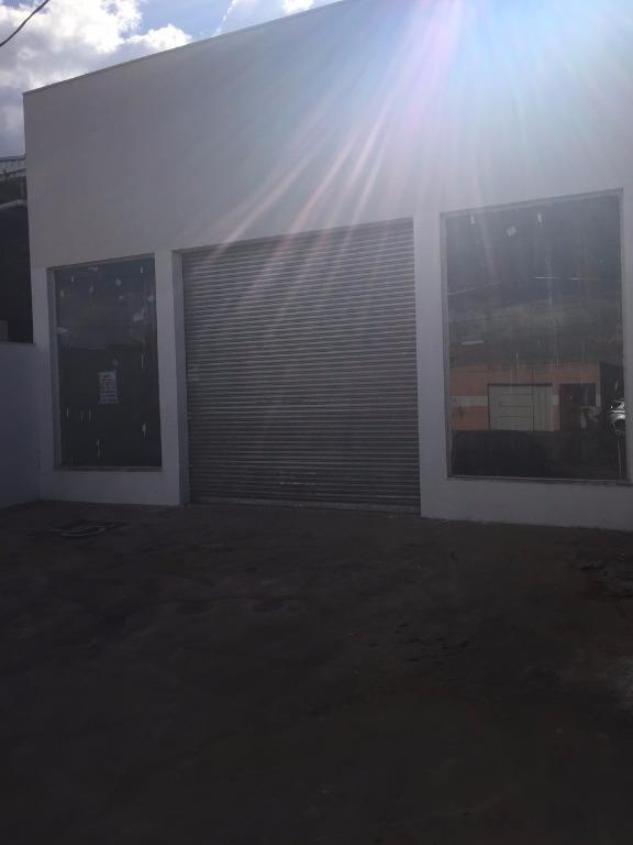 Barracão comercial para venda e locação, Jardim Brasília, Ub