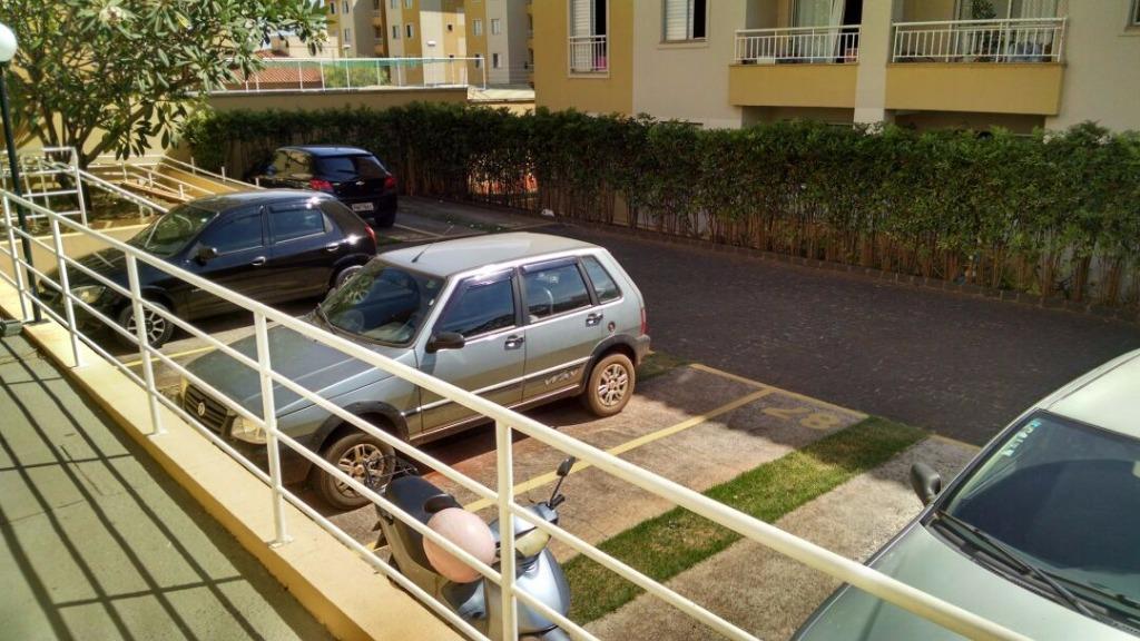 Apartamento  residencial à venda, Chácaras Tubalina E Quarte