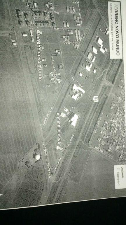 Terreno residencial à venda, Novo Mundo, Uberlândia - TE0087