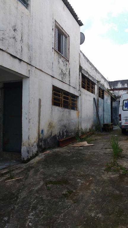 Galpão  comercial à venda, Jardim São Paulo, Guarulhos.