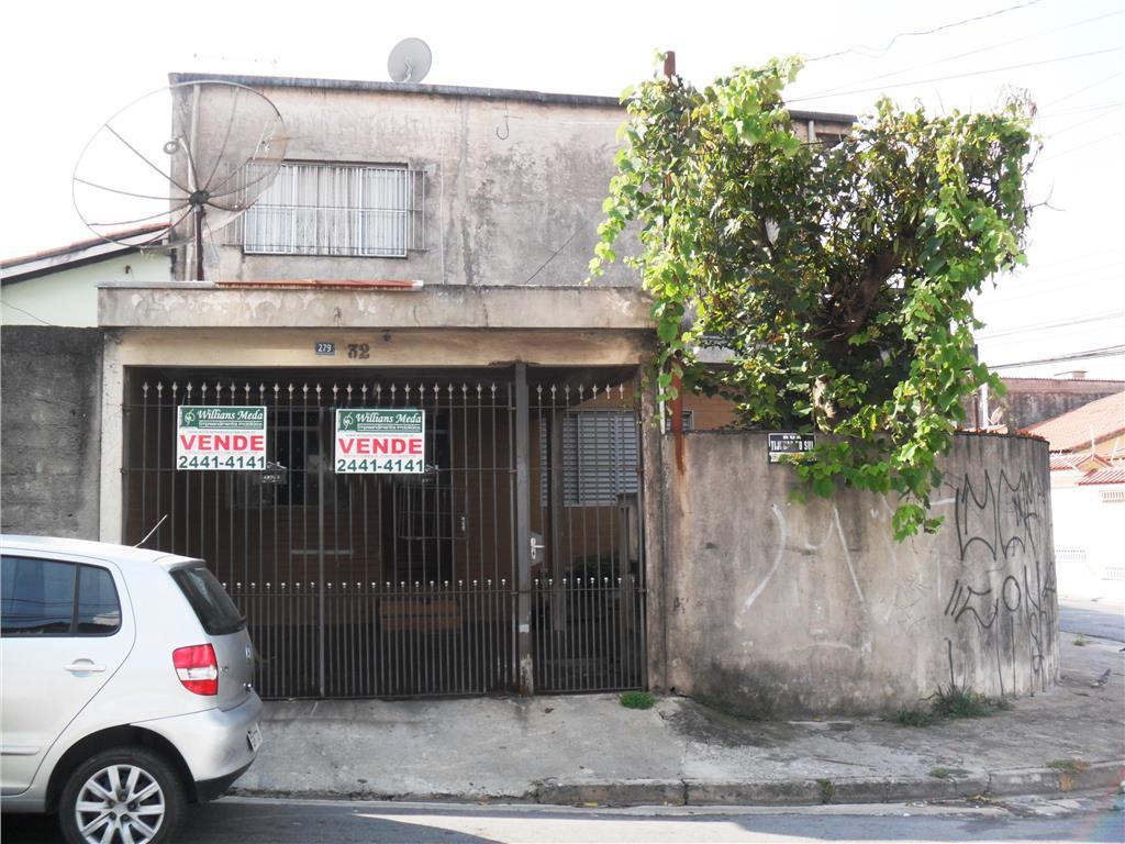 Sobrado  residencial à venda, Jardim Cocaia, Guarulhos. de Willians Meda