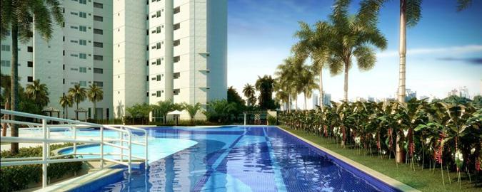 Apartamento residencial à venda, Dunas, Fortaleza - AP0150. de Escala Imóveis.'