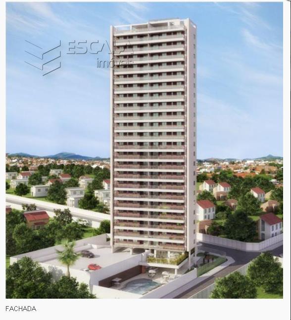 Apartamento Residencial à venda, Parquelândia. de Escala Imóveis.'