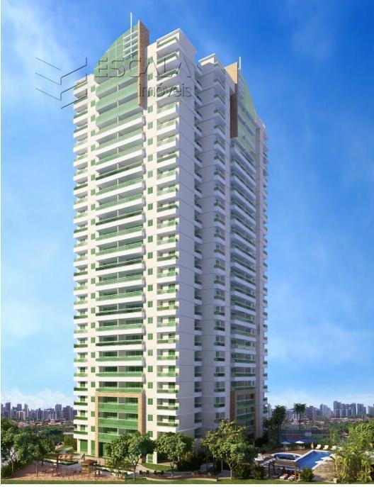 Apartamento Residencial à venda, Aldeota, Fortaleza - AP0116 de Escala Imóveis
