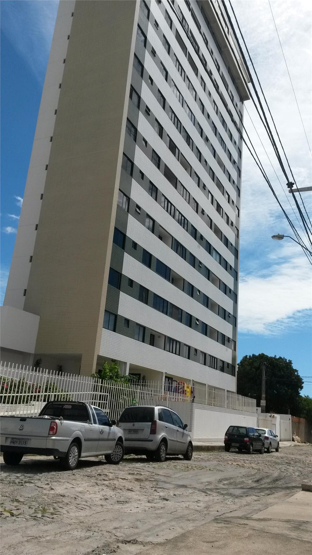 Apartamento para alugar - Engenheiro Luciano Cavalcante - Fortaleza