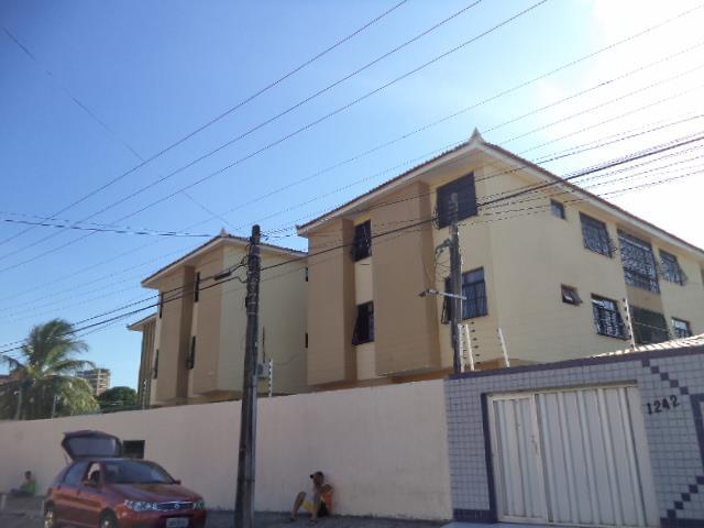 Apartamento para alugar - Vila Ellery - Fortaleza