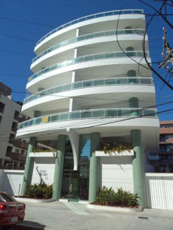 Apartamento residencial à venda, Passagem, Cabo Frio - AP003