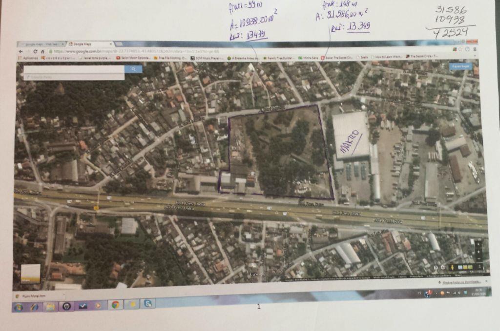 Área  industrial à venda, Industrial, Nova Iguaçu.