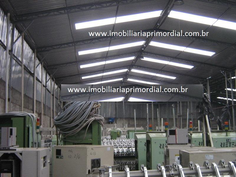 Galpão industrial à venda, Chácaras Rio-Petrópolis, Duque de