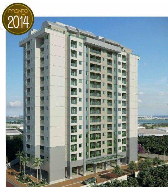 Flat residencial à venda, Vargem Grande, Rio de Janeiro - FL