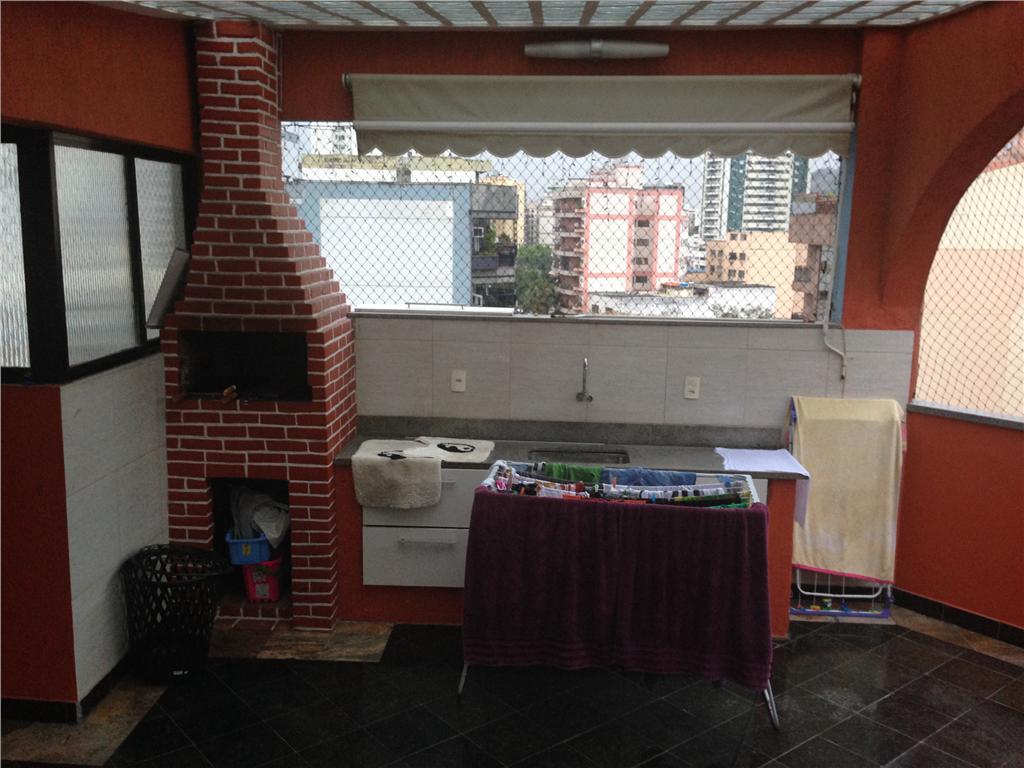 Cobertura residencial à venda, Alvarez, Nova Iguaçu - CO0019