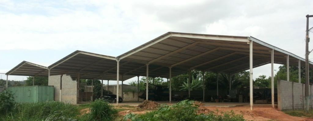 Galpão comercial para locação, Jardim Gramacho, Duque de Cax
