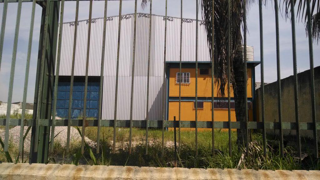 Galpão comercial para locação, Chácaras Rio-Petrópolis, Duqu
