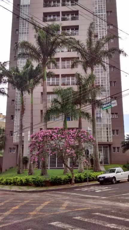 Apartamento com 4 dormitórios à venda, 350 m² por R$ 1.000.000,00 - Santa Maria - Uberaba/MG