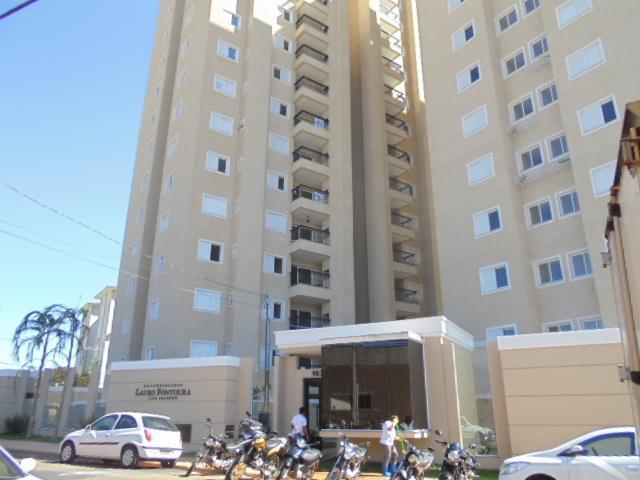 Apartamento com 3 dormitórios para alugar - Santa Maria - Uberaba/MG