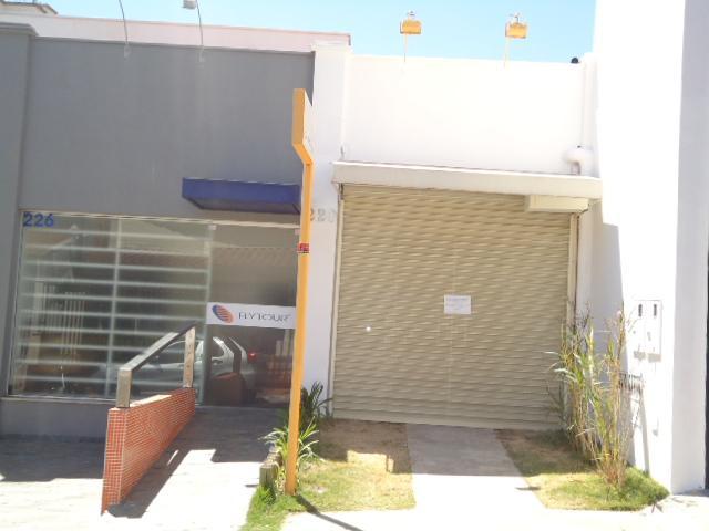 Loja comercial para locação, Jardim Alexandre Campos, Uberaba - LO0006.
