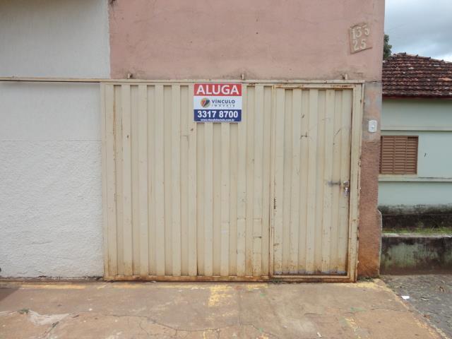 Casa residencial para locação, Nossa Senhora da Abadia, Uberaba - CA0464.