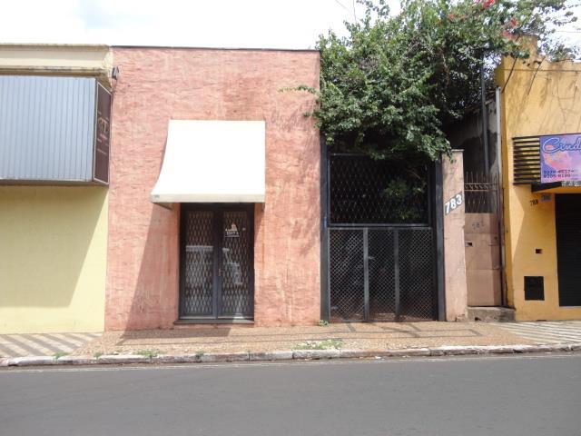 Loja comercial para locação, São Benedito, Uberaba - LO0012.