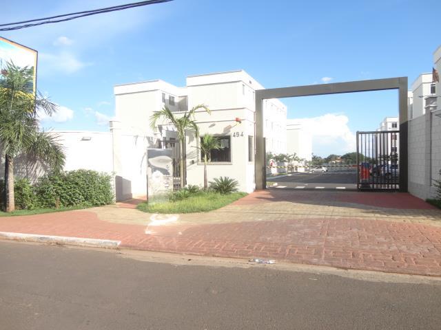 Apartamento com 2 dormitórios à venda, 45 m² por R$ 130.000 - Recreio dos Bandeirantes - Uberaba/MG