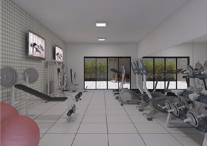 Apartamento à venda, 92 m² por R$ 400.000,00 - Mercês - Uberaba/MG