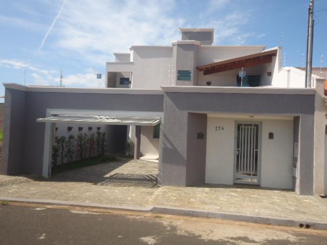 Casa residencial à venda, Jardim Eldorado, Uberaba - CA0554.