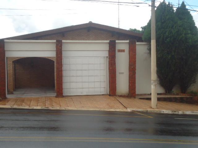 Casa residencial à venda, Boa Vista, Uberaba - CA0254.