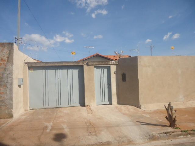 Casa residencial à venda, Beija-Flor II, Uberaba - CA0388.