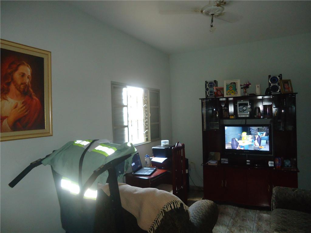 Casa residencial à venda, Conjunto Manoel Mendes, Uberaba -